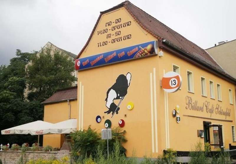 Billard Café Schönefeld in Leipzig